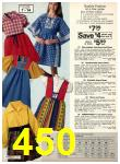 1977 Sears Fall Winter Catalog, Page 450