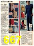 1978 Sears Fall Winter Catalog, Page 667