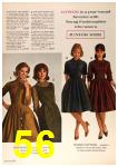 1963 Sears Fall Winter Catalog, Page 56