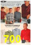1963 Sears Fall Winter Catalog, Page 700