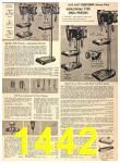 1956 Sears Fall Winter Catalog, Page 1442