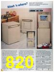1986 Sears Spring Summer Catalog, Page 820
