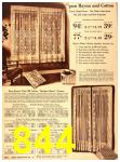 1940 Sears Fall Winter Catalog, Page 844