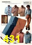 1977 Sears Spring Summer Catalog, Page 431