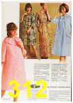 1964 Sears Fall Winter Catalog, Page 312