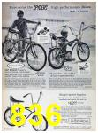 1967 Sears Fall Winter Catalog, Page 836