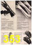 1965 Sears Fall Winter Catalog, Page 353
