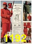 1975 Sears Fall Winter Catalog, Page 1192