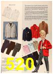 1964 Sears Spring Summer Catalog, Page 520