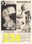 1974 Sears Fall Winter Catalog, Page 234