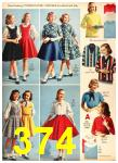1958 Sears Fall Winter Catalog, Page 374