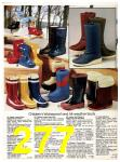 1983 Sears Fall Winter Catalog, Page 277