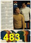 1968 Sears Fall Winter Catalog, Page 483