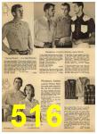 1960 Sears Spring Summer Catalog, Page 516