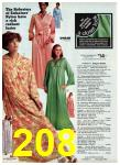 1977 Sears Spring Summer Catalog, Page 208