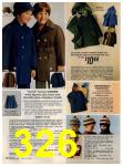 1972 Sears Fall Winter Catalog, Page 326