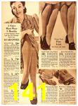 1940 Sears Fall Winter Catalog, Page 141