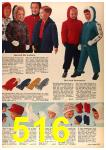 1963 Sears Fall Winter Catalog, Page 516