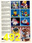 1985 JCPenney Christmas Book, Page 492