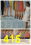 1961 Sears Spring Summer Catalog, Page 415