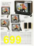 1988 Sears Fall Winter Catalog, Page 699