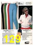 1983 Sears Spring Summer Catalog, Page 129