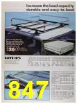 1989 Sears Home Annual Catalog, Page 847