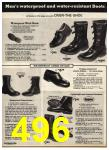 1975 Sears Fall Winter Catalog, Page 496