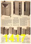 1960 Sears Fall Winter Catalog, Page 1417
