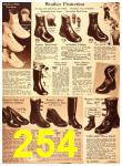 1940 Sears Fall Winter Catalog, Page 254