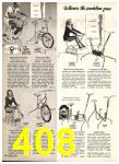 1969 Sears Spring Summer Catalog, Page 408