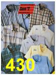 1986 Sears Spring Summer Catalog, Page 430