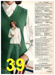 1977 Sears Fall Winter Catalog, Page 39