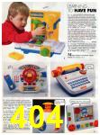 1992 Sears Christmas Book, Page 404