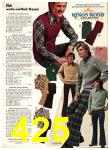 1973 Sears Fall Winter Catalog, Page 425