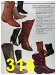 1988 Sears Fall Winter Catalog, Page 316