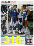 1986 Sears Spring Summer Catalog, Page 318