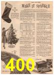 1961 Montgomery Ward Christmas Book, Page 400