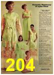 1977 Sears Spring Summer Catalog, Page 204