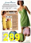 1969 Sears Spring Summer Catalog, Page 289