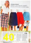 1972 Sears Spring Summer Catalog, Page 40