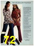1969 Sears Fall Winter Catalog, Page 72