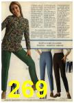 1968 Sears Fall Winter Catalog, Page 269