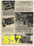 1965 Sears Fall Winter Catalog, Page 857