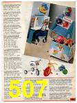 1985 Sears Christmas Book, Page 507