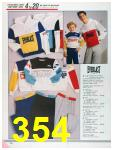 1986 Sears Fall Winter Catalog, Page 354