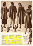 1949 Sears Spring Summer Catalog, Page 125