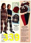 1969 Sears Fall Winter Catalog, Page 339