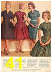 1962 Sears Fall Winter Catalog, Page 41