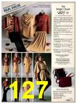 1982 Sears Fall Winter Catalog, Page 127